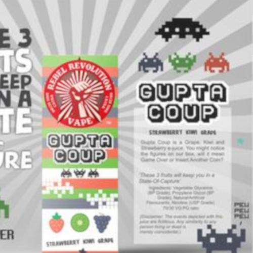 Gupta Coup