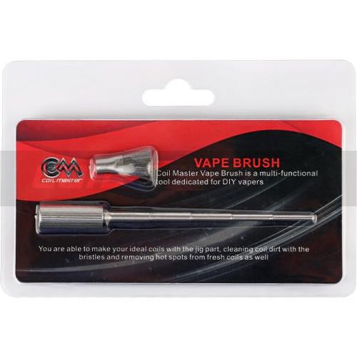 Coil Master Steel Vape Brush