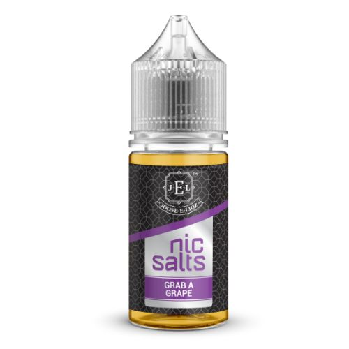 Nic Salts – Grab a Grape