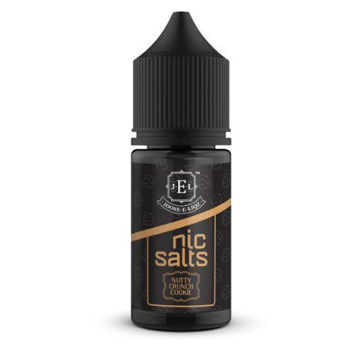 Nic Salts – Nutty Crunch