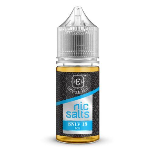 Nic Salts – SNLV 18 Ice
