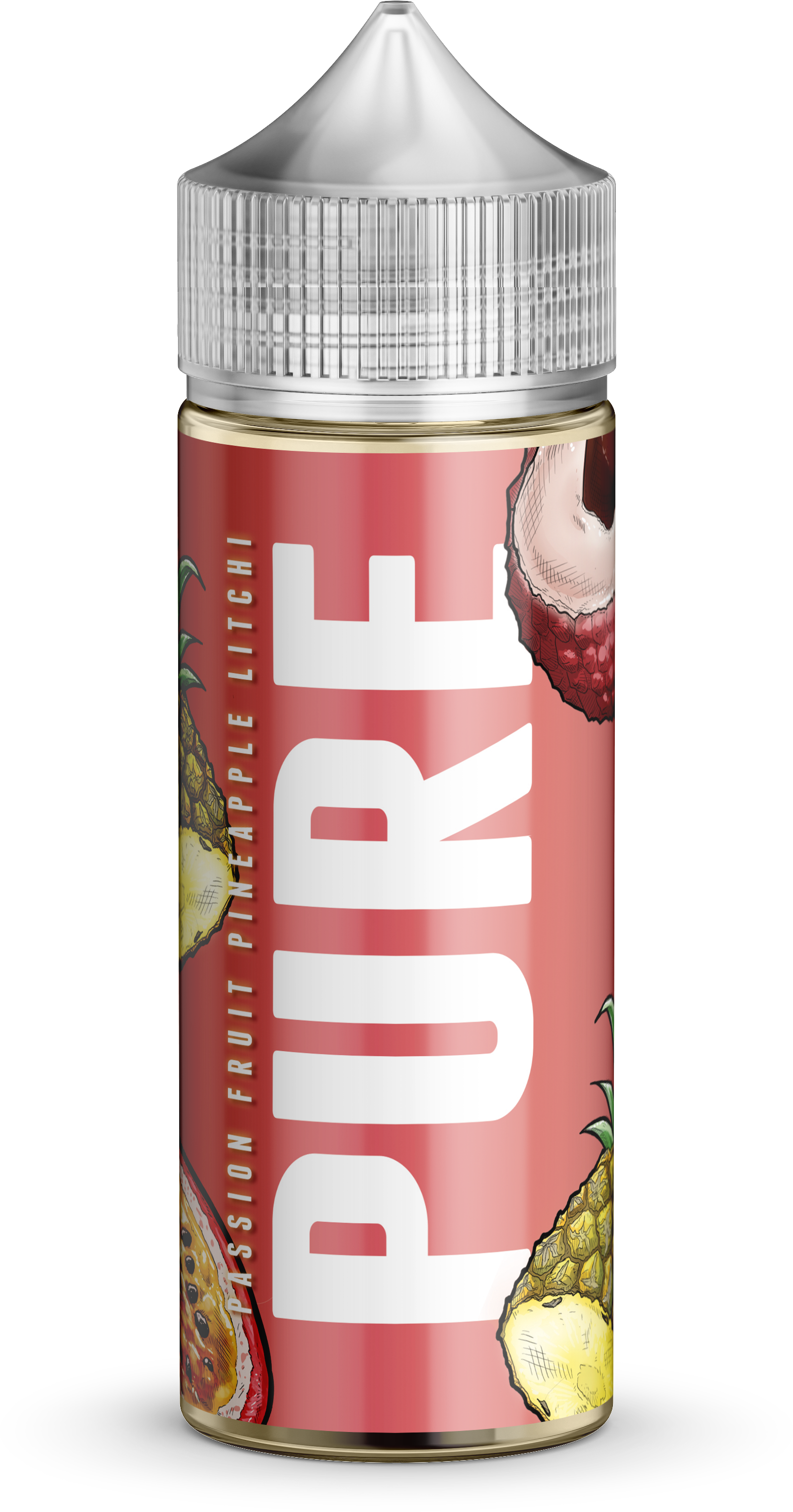 Pure Red 120ml