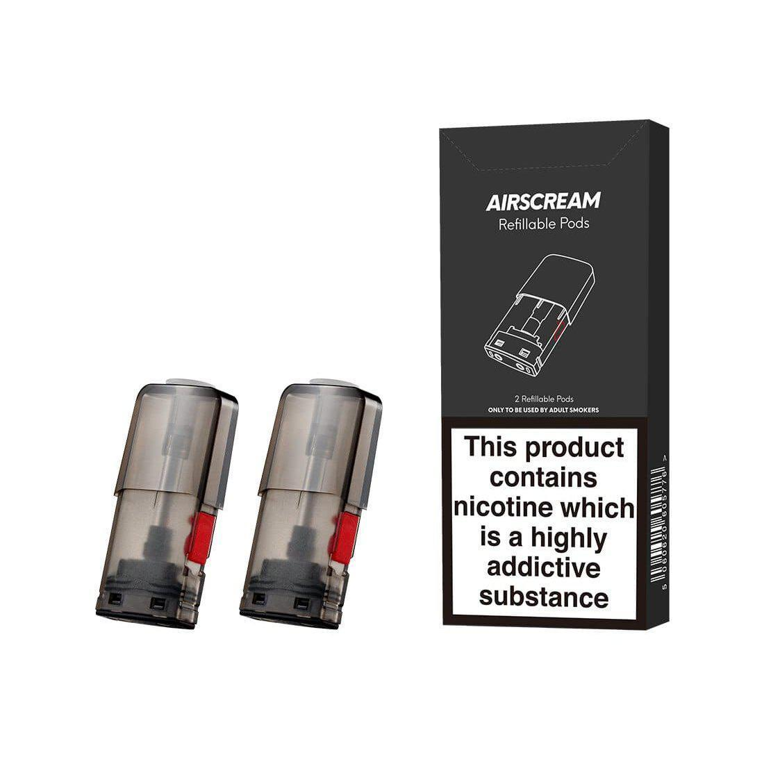 Airscream AirPops 7 Refillable Pods